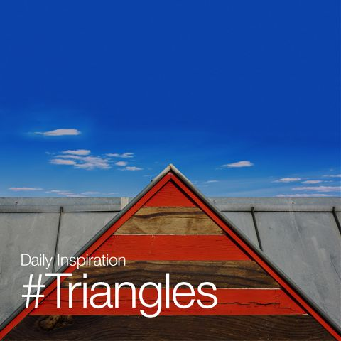 dailyinspirations triangles