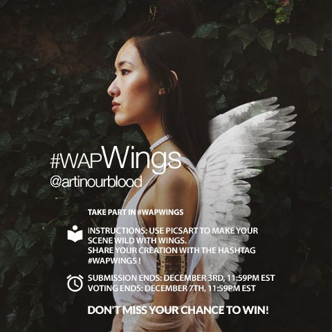 wings contest editing