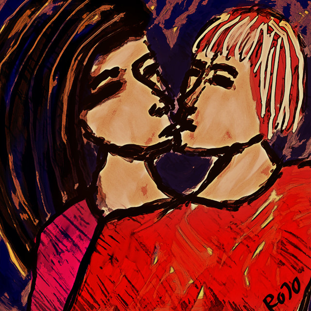 Lover, please stay / nothing but thieves  #rojo #artforpeace #freedoom #artforfreedom #drawing #art #colourful #artforfreedom
