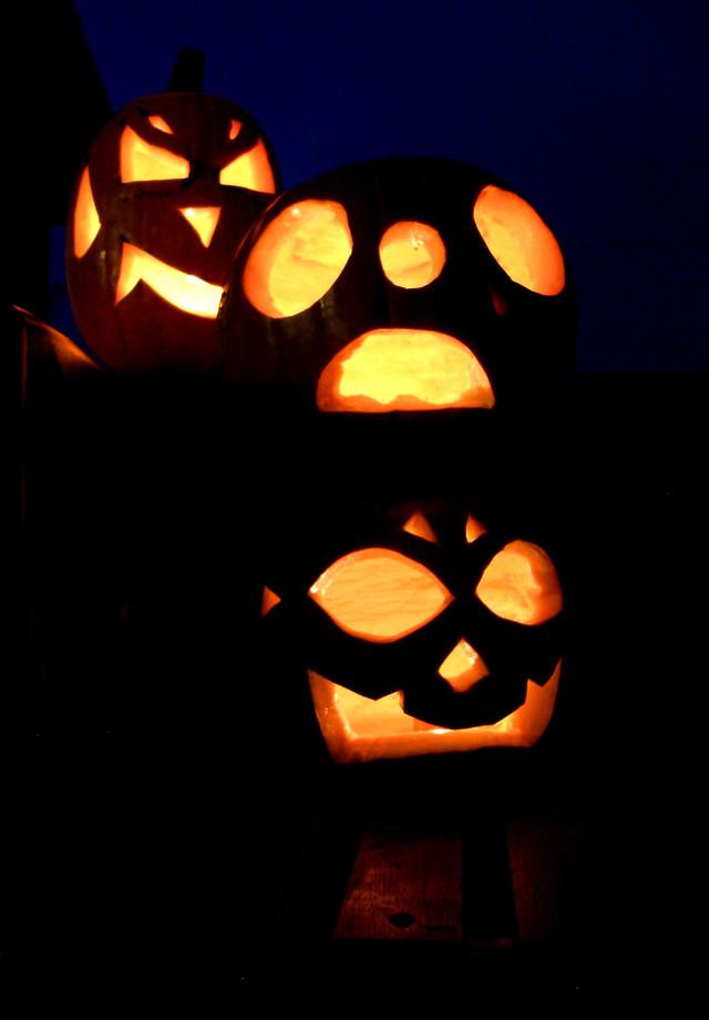 #orange #halloween #pumpkins