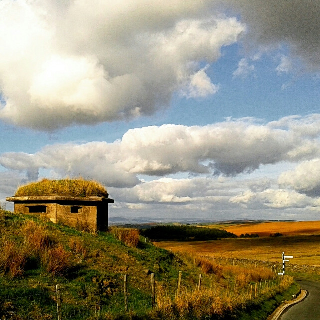 The old Pill Box...