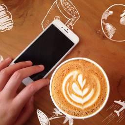 freetoedit yaxphoto coffee iphone6