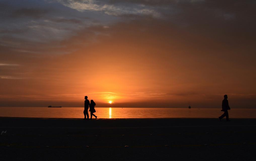 #greece #sunset #photography