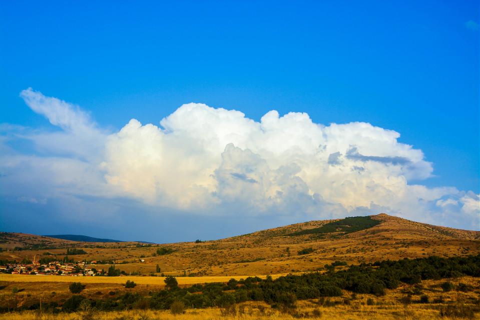 #travel #nature #colorful #hdr #landscape #clouds