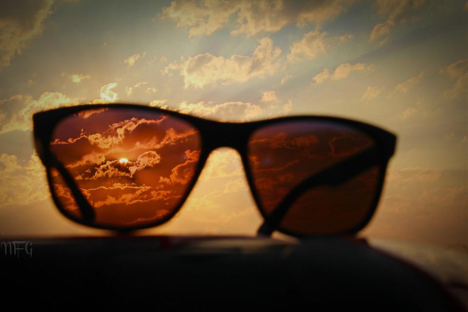 #vignette #photography #summer #sunset
