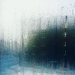 rain winter russia