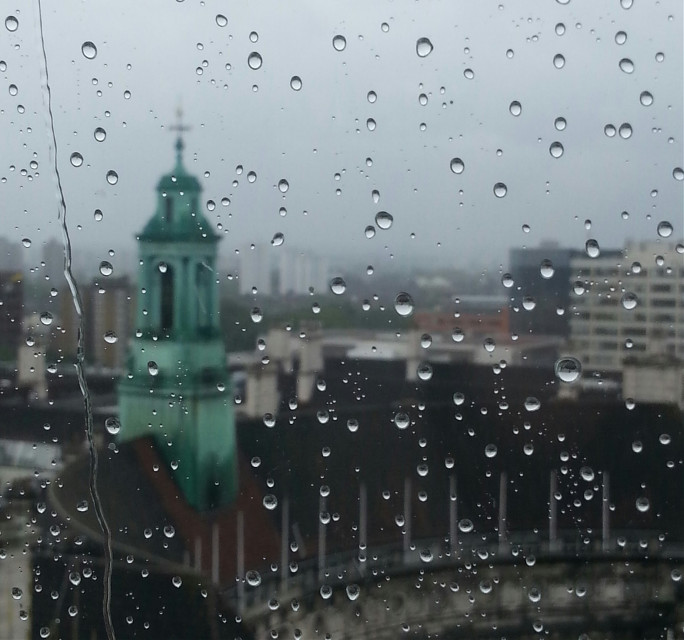 London   #photography   #window #london #rain