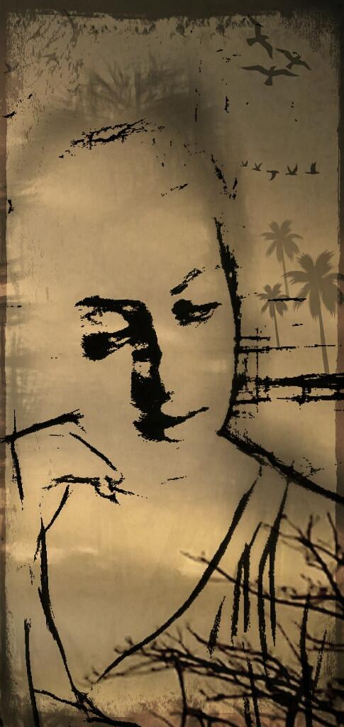 #DrawOn#sepia #freetoedit   @raifranklin
