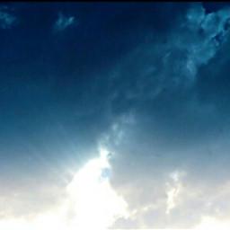 sky sun summer oldphoto nature
