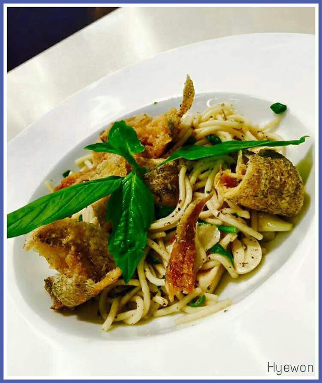 My lunch spaghetti so delicious🍴🍝😋   #spaghetti #food #delicious #lunch #photography #closeup
