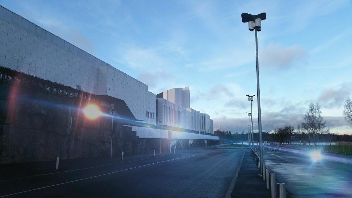 #helsinki #architecture #sky #finlandia #finlandiafall