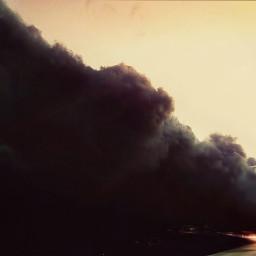 dark clouds apocalypse