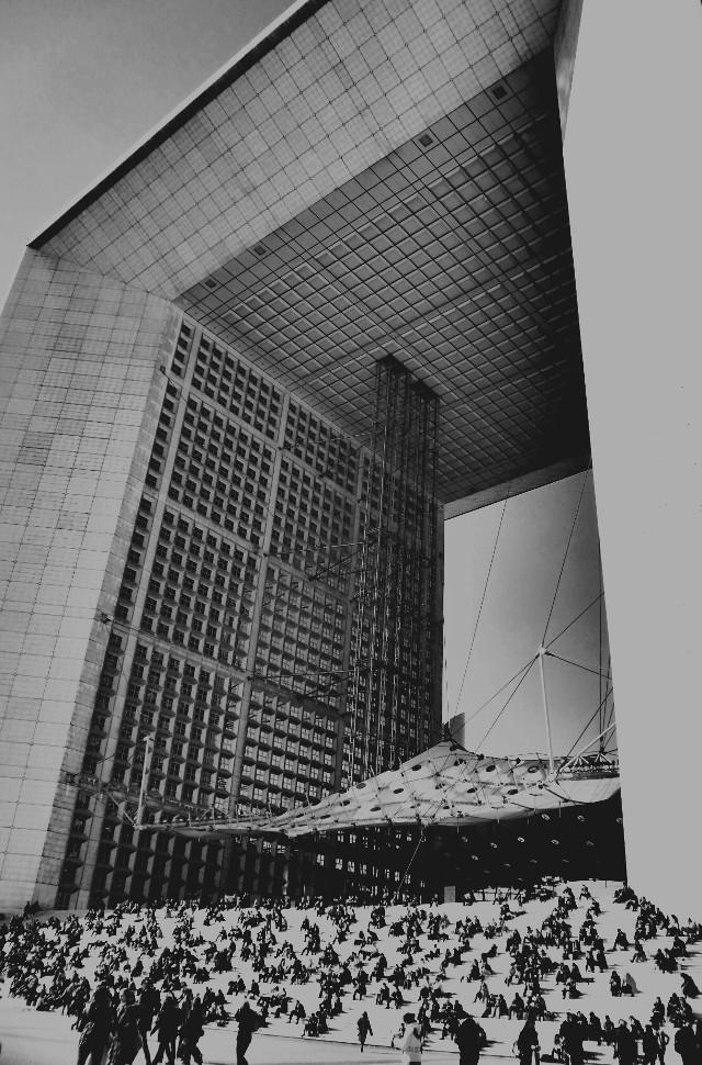 #La Défense#