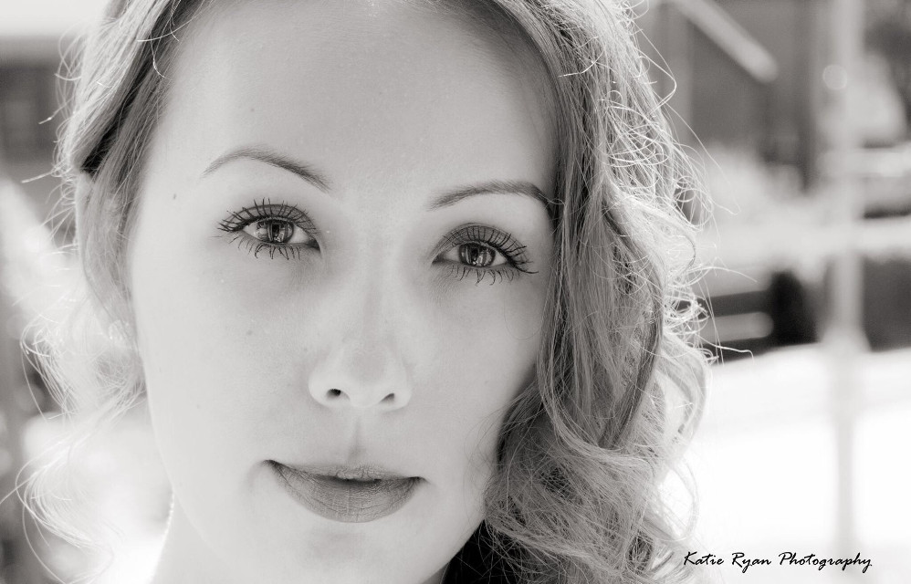 Open your eyes and see Life is beautiful!!!! #blackandwhite #portraits #katieryanphotography #Photography #MyWork