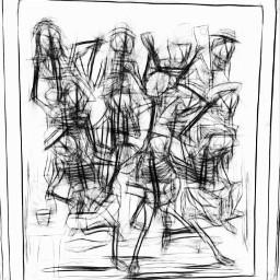 pencileffect skeletons art blackandwhite