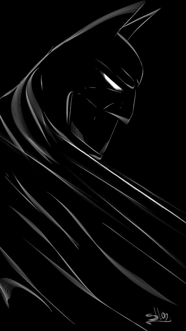 #batman #quick #sketch #comics #Sklon #finger