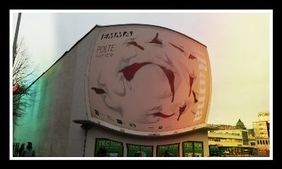 fisheye lasipalatsi art landscape helsinki