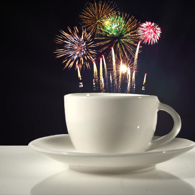 #wapfireworks #coffee #fireworks #cupofcoffee #colorcontrast