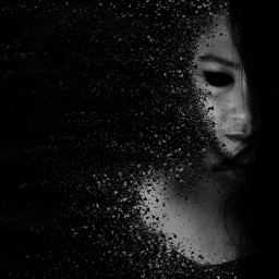 dispersion blackandwhite monochrome emotions love