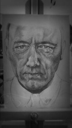 symmetry drawing pencil art portrait