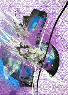 painting canvas artist abstract colorsplash