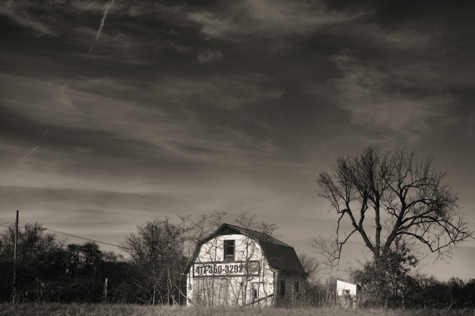 Selling The Farm #blackandwhite  #White #rural #travel  #missouri  #farm #carndid #interesting  #communication #photography  #artistic
