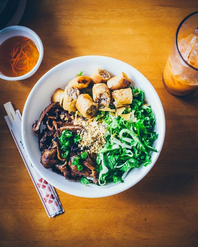 Vietnamese obsession #buncha