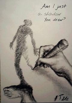 pencilart emotions people dailyinspiration hands