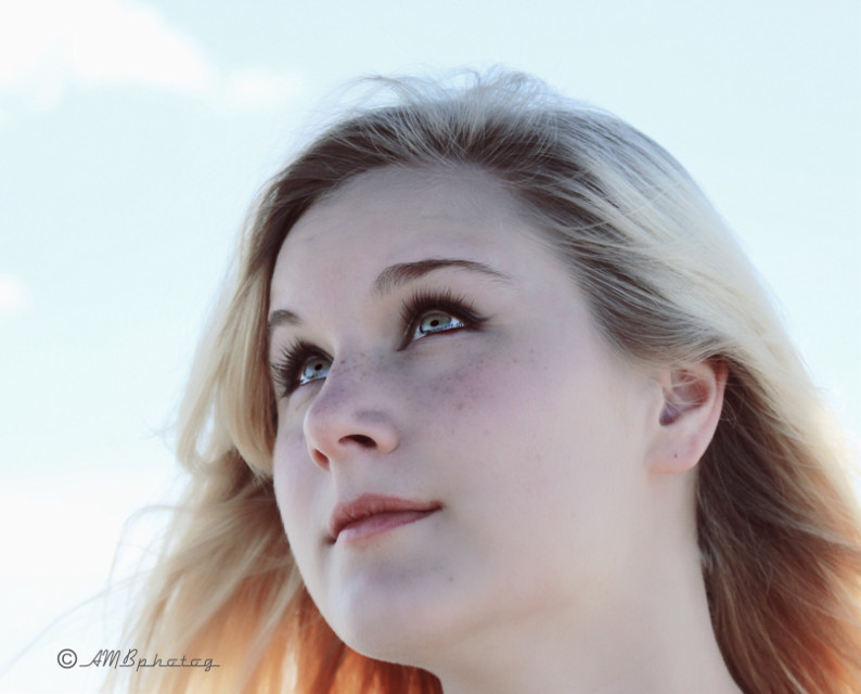 Looking to the future  #people #portrait #eyes