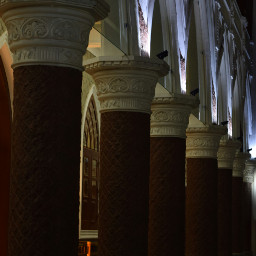 freetoedit catholicchurch architecture church pillar
