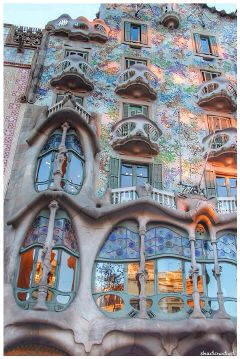 casabatll barcelona gaudi travel photography
