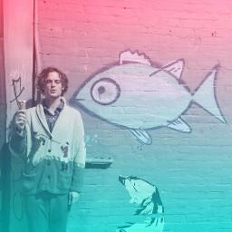matthewgraygubler fish people love cute