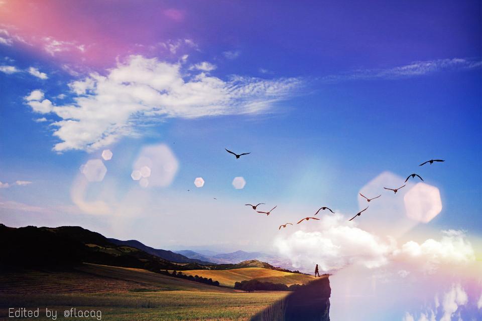 #edited for @areguk  #photoediting #photofun #Picsart #drawtool #layers #clipart #lightingmask #lenseflare #horizon