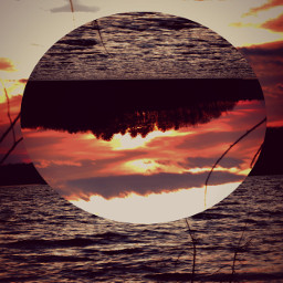 allienworld sunset lake