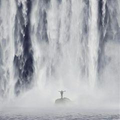 freetoedit oldphoto waterfall free travel
