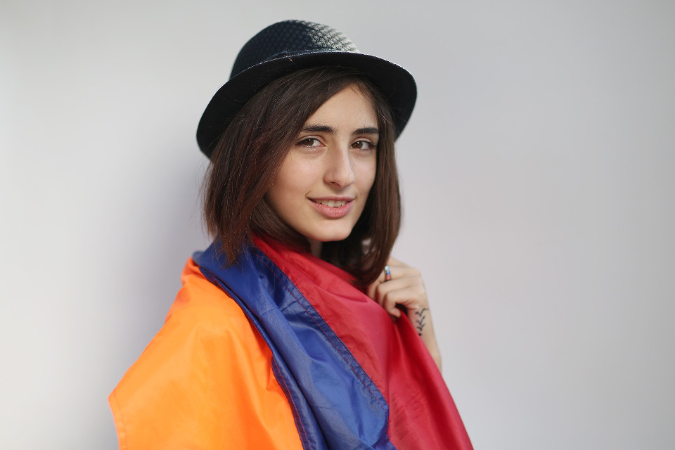 #freetoedit #portrait #hat #flag