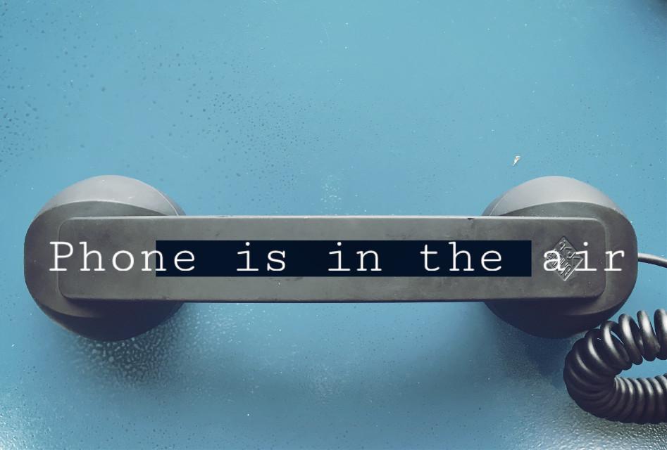 #madewithpicsart  #minimalism #phoneisintheair
