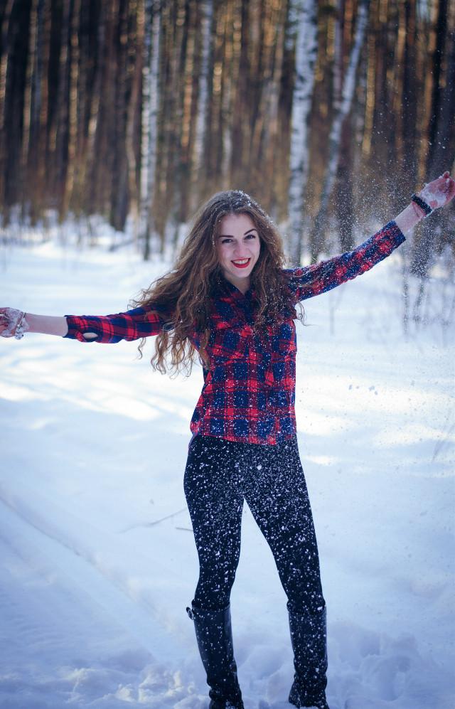 #Rockmebaby #snow #nature
