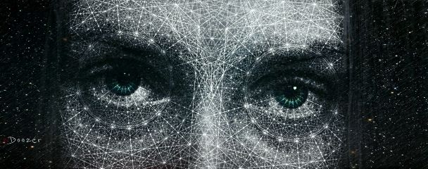 eyeart artisticselfie polygon psychedelic design freetoedit