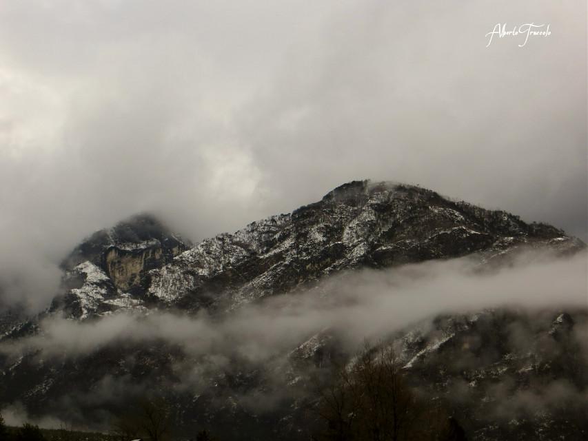 #fantasy#cloud#mountain