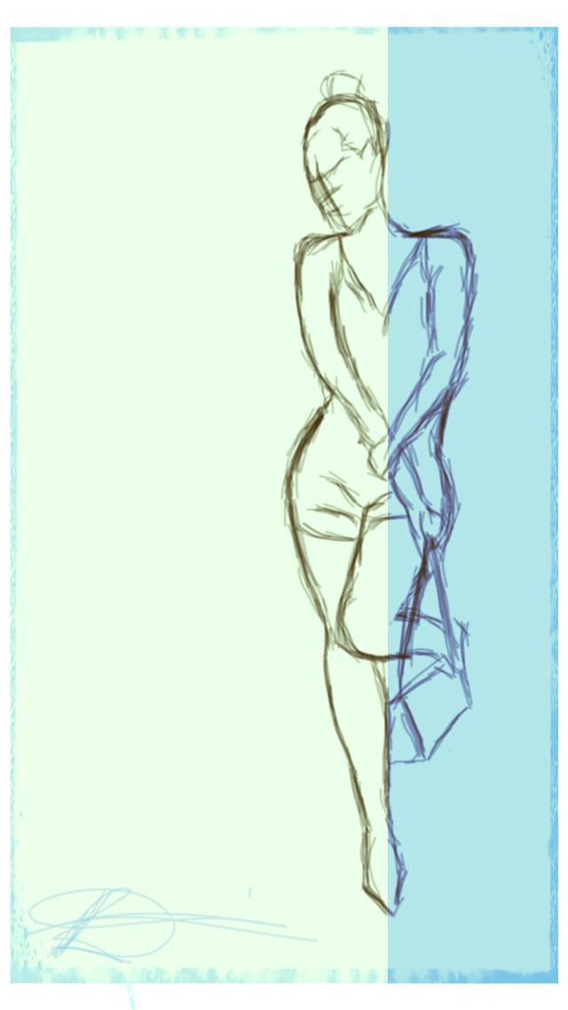 #drawing #workinprogress  Strike a pose like J Lo