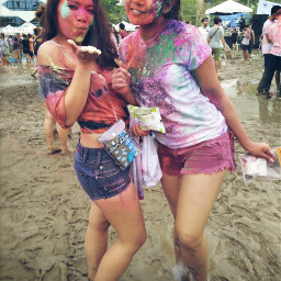 freetoedit holifest thammasat colorful colorsplash