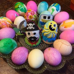 eggs dye easter color