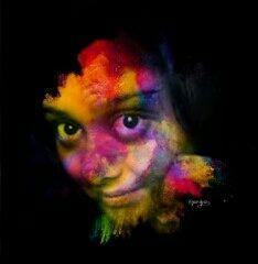 freetoedit colorful colorsplash emotions darkart