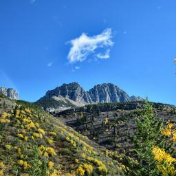 art landscape nature autumn mountains freetoedit