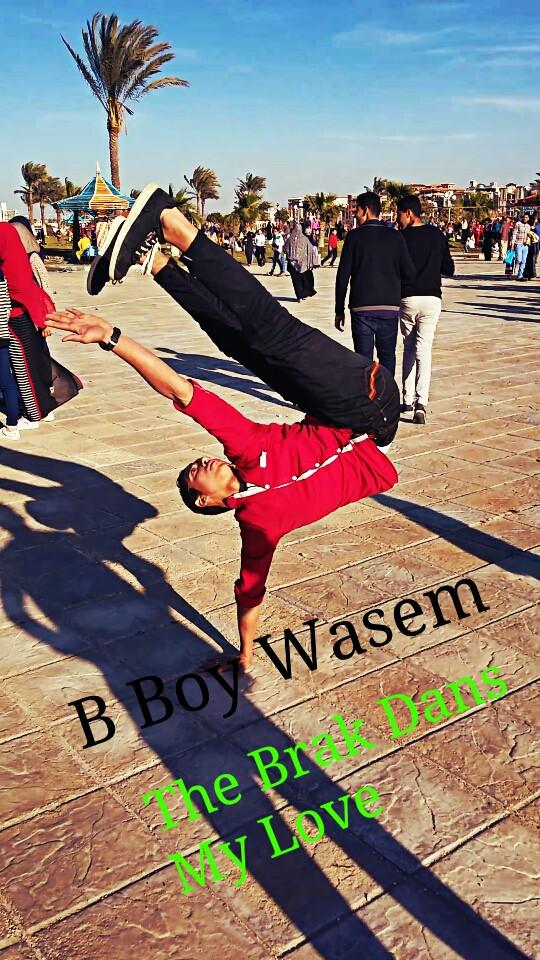 B Boy Wasem