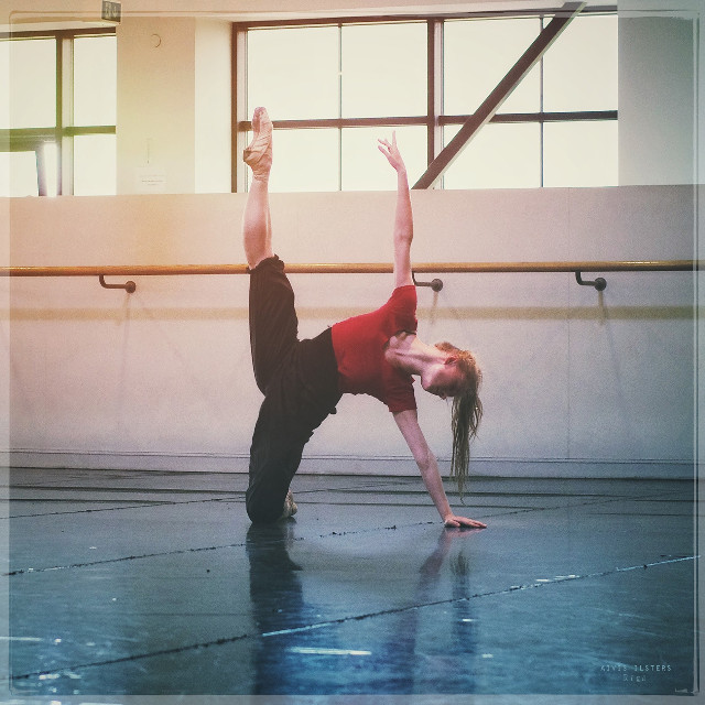 #ballet #rehearsal