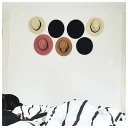 homedecor bedroom hats