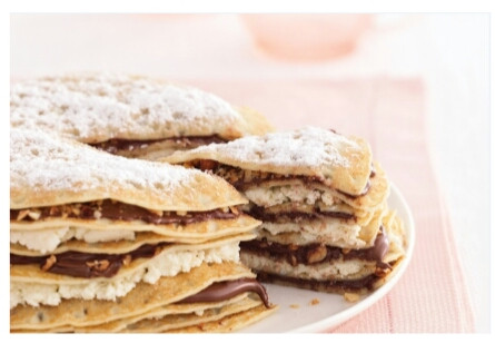 Crepes  #nutella  #food #delicious #FreeToEdit