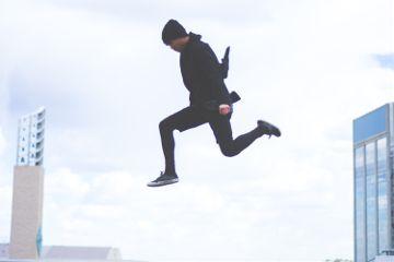 freetoedit people man action jump